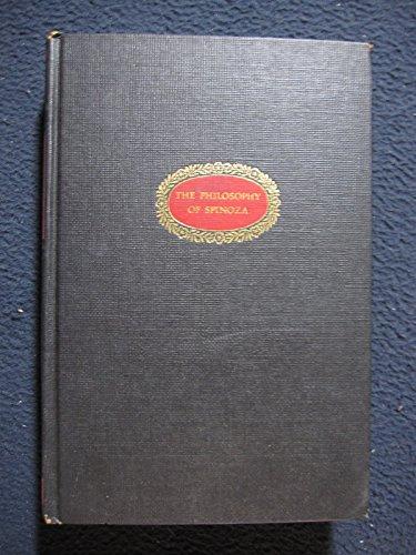 Philosophy of Spinoza Selected From His: Spinoza/ratner