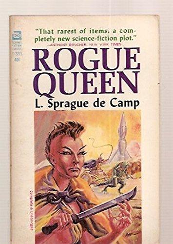 9781127311859: Rogue queen