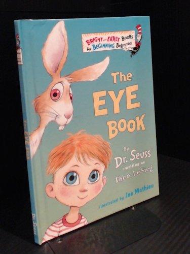 9781127362554: The Eye Book