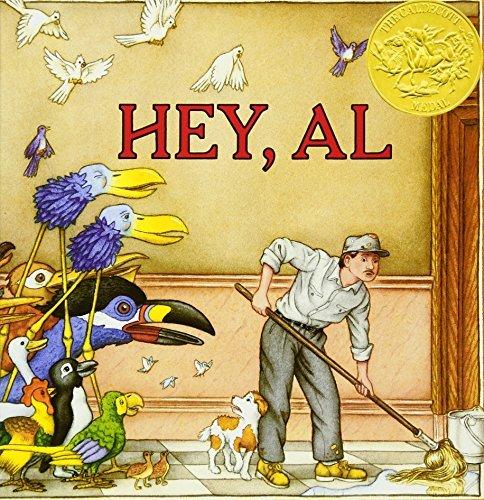 9781127364657: Hey, Al