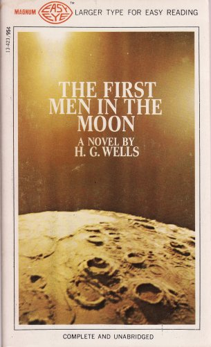 9781127369225: The First Men in the Moon
