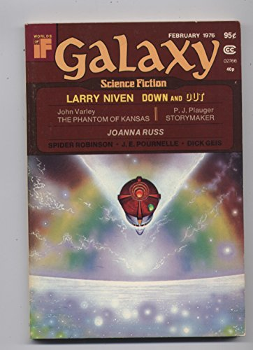 Galaxy, February 1976 (1127388312) by James Baen