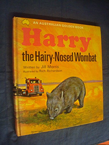 9781127395699: Harry The Hairy Nosed Wombat