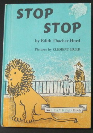 9781127408030: Stop, stop (An I can read book)