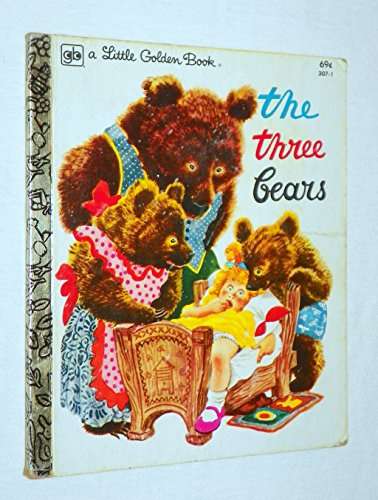 9781127415526: Three Bears