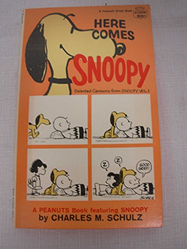 9781127420995: Here Comes Snoopy