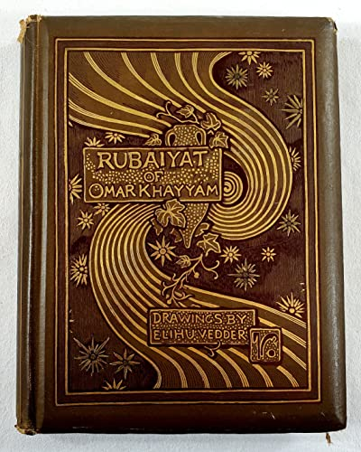 9781127438136: Rubaiyat of Omar Khayyam, The Astronomer-Poet of Persia.