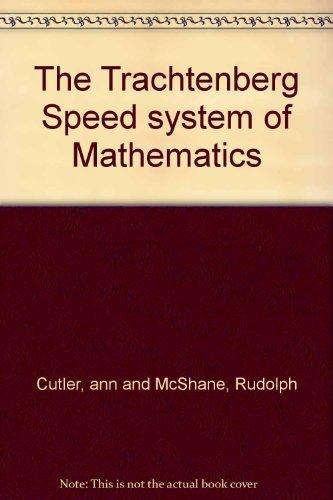 9781127438310: The Trachtenberg Speed System of Basic Mathematics