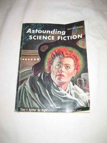 9781127447022: Astounding Science Fiction (Volume 53, No. 6, August 1954)