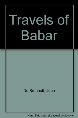 9781127448968: Travels of Babar