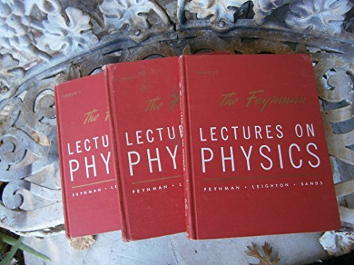 9781127461660: The Feynman Lectures on Physics (3 Volumes)