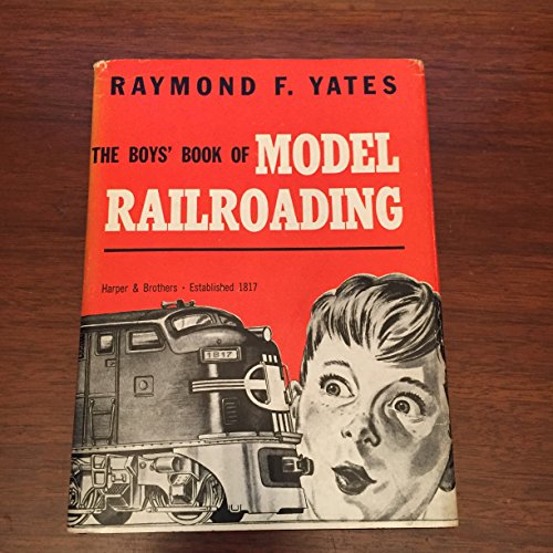9781127466061: The boys' book of model railroading;