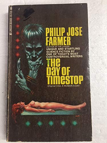 9781127469796: The Day of Timestop