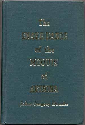 9781127472734: The snake dance of the Moquis of Arizona (A Rio Grande classic)