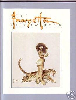 9781127499267: Frazetta Pillow Book 1st Edition