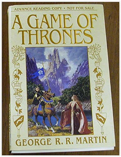 9781127512584: Game of Thrones 1ST Edition