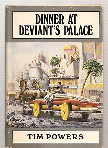 9781127523290: Dinner at the Deviant's Palace