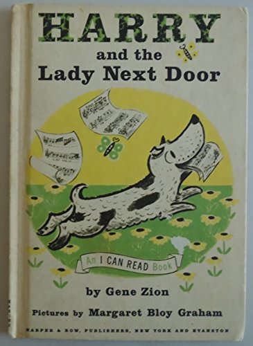 9781127528400: Harry and the Lady Next Door