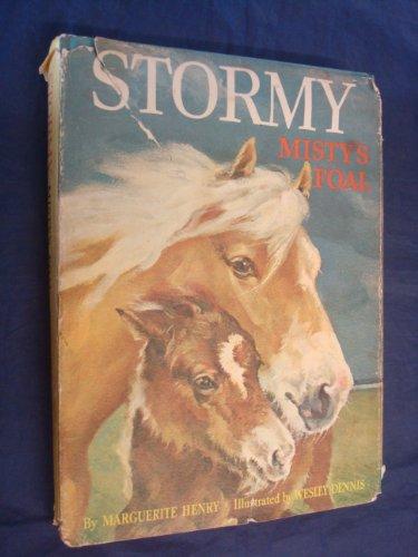9781127535637: Stormy: Misty's Foal