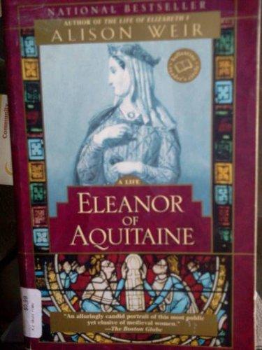 9781127542666: Eleanor of Aquitaine a Life