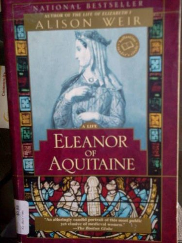9781127542666: Eleanor of Aquitaine a Life