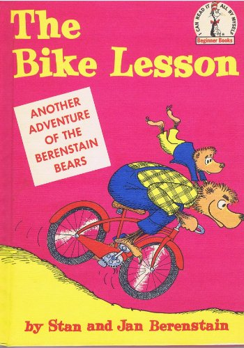 9781127544745: The Bike Lesson: Another Adventure Of The Berenstain Bears