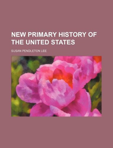 9781130031652: New primary history of the United States