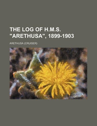 9781130065374: The log of H.M.S.
