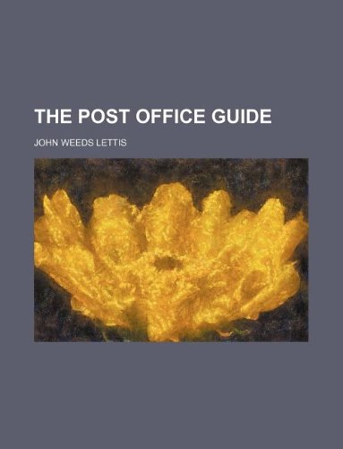 9781130231649: The post office guide