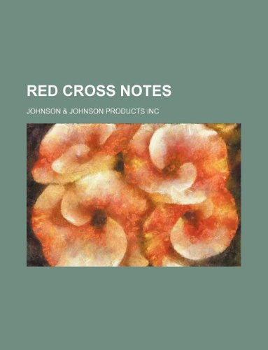 9781130447408: Red Cross Notes
