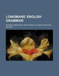 9781130482683: Longmans' English grammar