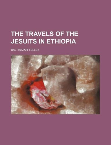 9781130484854: The travels of the Jesuits in Ethiopia