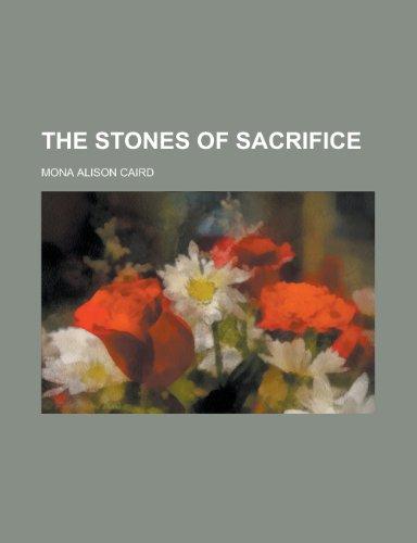 9781130500691: The Stones of Sacrifice