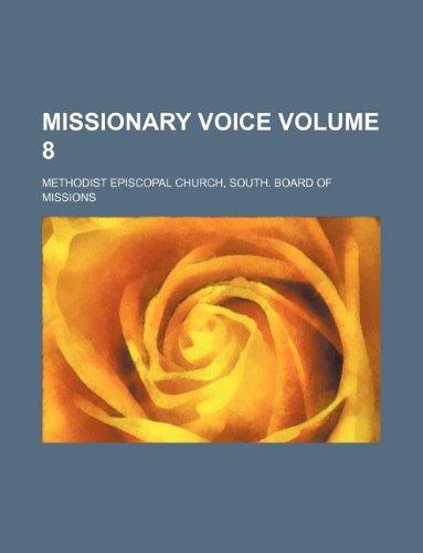 9781130502558: Missionary Voice Volume 8
