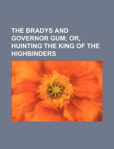 9781130515886: The Bradys and Governor Gum