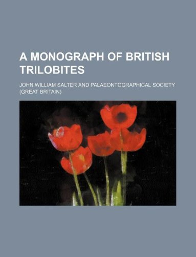 9781130599794: A monograph of British Trilobites