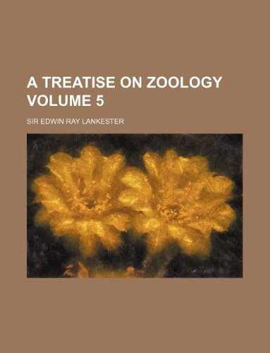 9781130610352: A Treatise on Zoology Volume 5