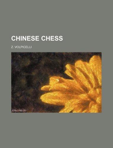 9781130665864: Chinese Chess