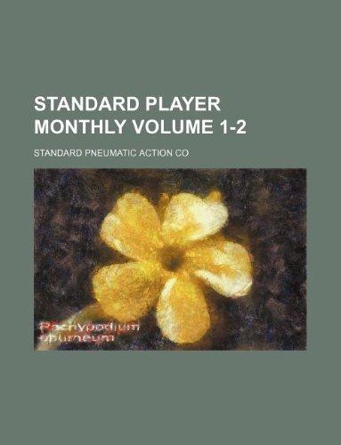 9781130731002: Standard player monthly Volume 1-2