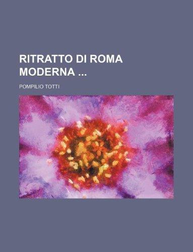 Ritratto di Roma moderna: Totti, Pompilio