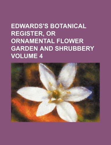 Edwards s Botanical Register, or Ornamental Flower: Books Group