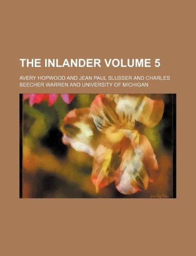 9781130806403: The Inlander Volume 5