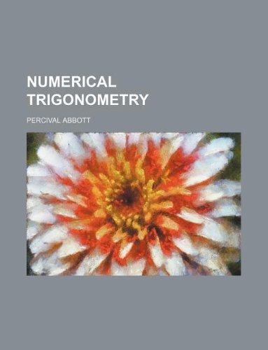 9781130883831: Numerical trigonometry