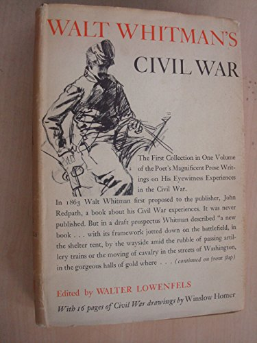 9781131005867: Walt Whitman's Civil War