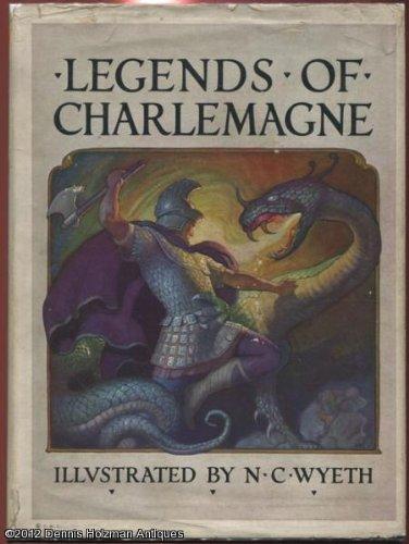 9781131020914: Legends of Charlemagne