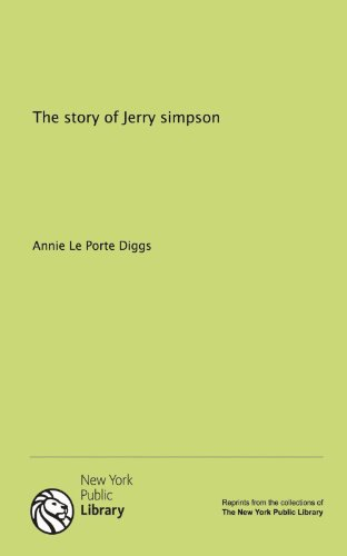 9781131053677: The story of Jerry simpson
