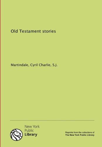 9781131094526: Old Testament stories