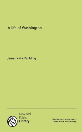 9781131111735: A life of Washington