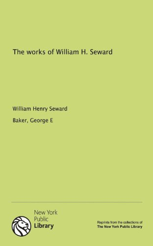 9781131142876: The works of William H. Seward