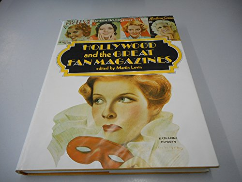 9781131147833: Hollywood and the Great Fan Magazines
